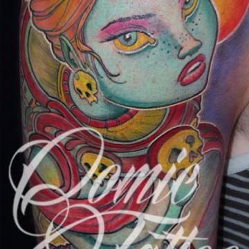 tatuaje-chica-comic-tattoo-hernan-asensi